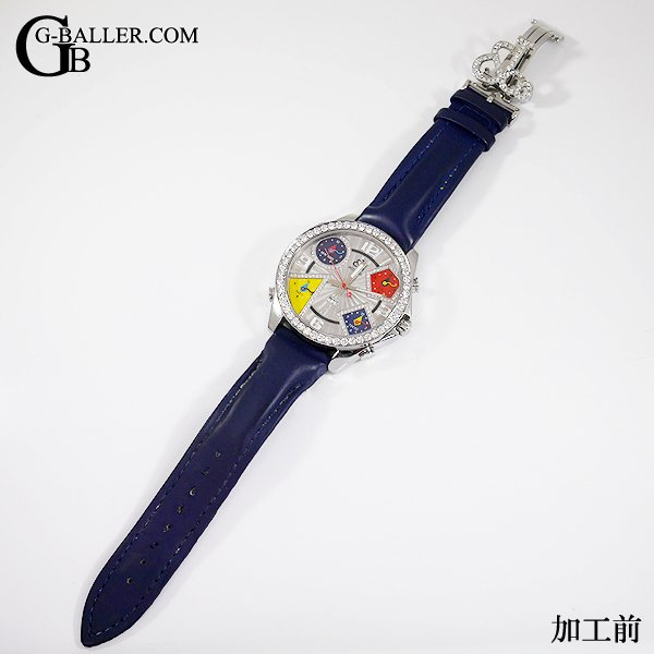 ジェイコブ時計 ベルト交換