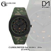 D1ミラノ カモフラージュサードモデル CA-01N 人気腕時計