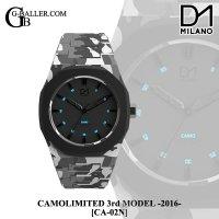 D1ミラノ カモフラージュサードモデル CA-02N 人気腕時計