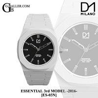 D1ミラノ エッセンシャル ES-03N 人気腕時計