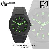 D1ミラノ ネオンサードモデル NE-03N 人気腕時計