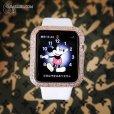 画像2: アップルウォッチ2 ダイヤ K18PG カバー Apple Watch2 (2)