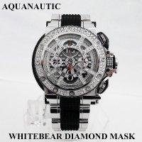 アクアノウティック マスクアフターダイヤ 旧式ベゼル ダイヤモンド加工