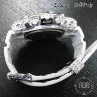 BABY-G・G-SHOCKmini ベルトパーツ ベルトループ 遊環 最高級品 カスタムウォッチ