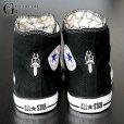 画像6: 激レア クロムハーツ コンバース コラボ スニーカー