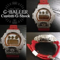G-BALLER ORIGINAL  FULL CUSTOM  RED,/ Gボーラー オリジナル フルカスタム レアレッドカラー