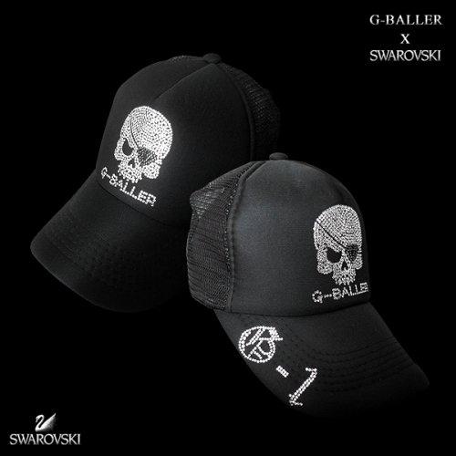 他の写真2: スカル メッシュ キャップ SKULL CAP オリジナル デザイン