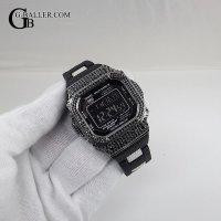 Gショック カスタム ベルト ダイヤ GW-M5610BC-1 ソーラー
