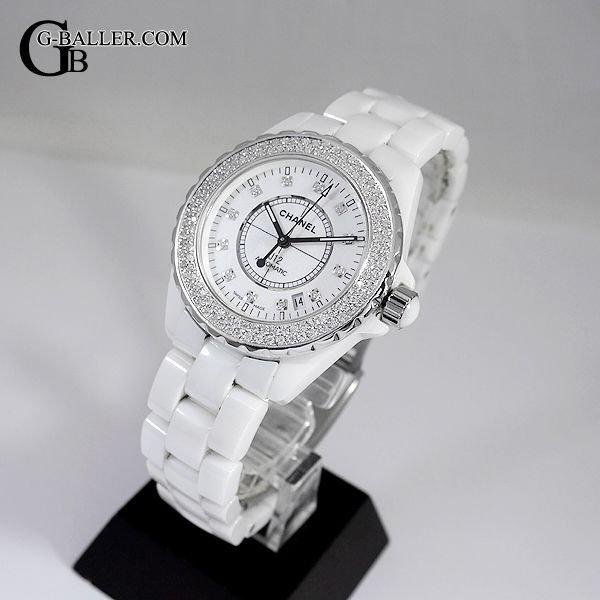 シャネル時計のアフターダイヤベゼルを製作致します。