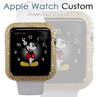 アップルウォッチ2 ダイヤケース K18YG Apple Watch2