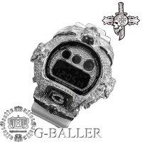 クロムスカル WG Silver925カスタム カスタムベゼル クロムハーツウォッチバンド 時計