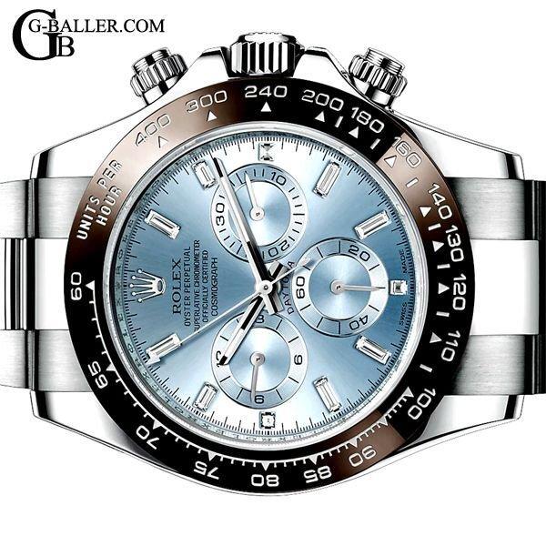 ロレックス デイトナ アイスブルー ダイヤ 新品 116506A
