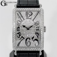 フランク・ミュラー Franck Muller Long Island Diamond Custom 1200SC Pave