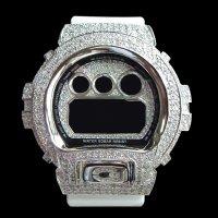 G-SHOCK  クリスタルホワイトフルカスタム