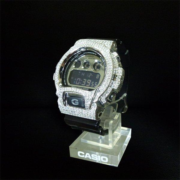 画像2: DW6900 Silver925 カスタムベゼル  カスタムG-shock