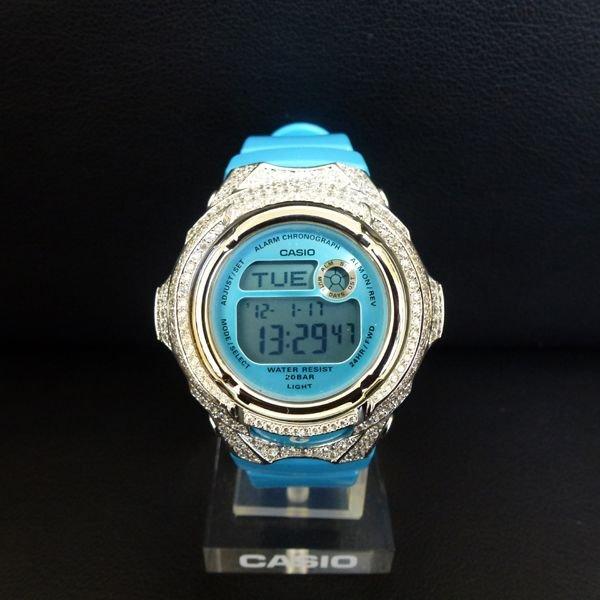 画像2: G-SHOCK MINI BABY-G BG169 GショックCustomカバー,レア人気商品