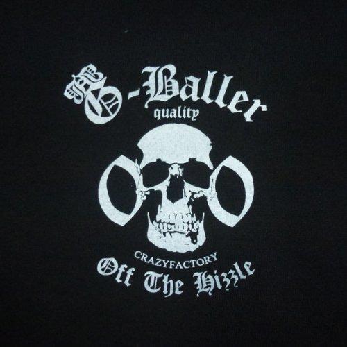 他の写真3: G-BALLER OFFICE  Original Gb Skull CROWN hood/ スカル クラウン クロムリング パーカー フード