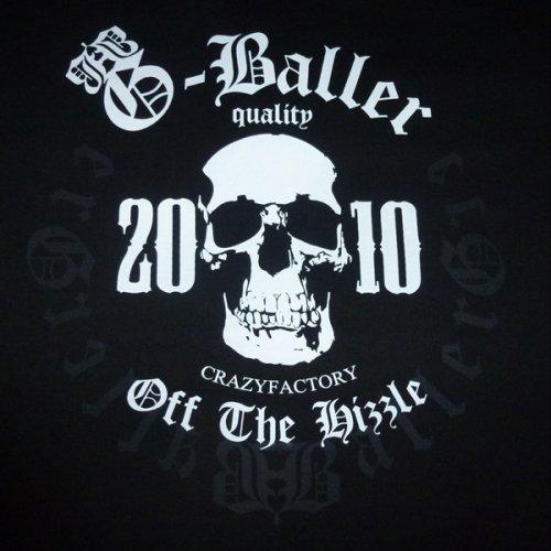 他の写真2: G-BALLER OFFICE  Original Gb Skull CROWN hood/ スカル クラウン クロムリング パーカー フード