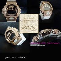 cz Diamond 7.5ct 特別仕様!PINK Gold Custom Parts SET 商品動画有!  czダイアモンド 7.5カラット ピンクゴールド カスタムパーツセット