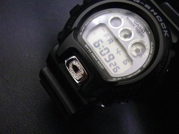 画像5: G-SHOCKカスタム ボタン ダイヤモンド DW6900用