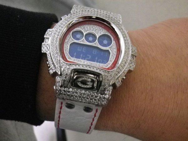 画像5: G-SHOCK レザーベルト G-SHOCK革ベルト 本革最高級品,カラー多数! G-SHOCKカスタム
