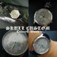 画像1: Custom Culture G-BALLER/カスタム カルチャー Gボーラー 人気スカルウォッチ スワロフスキー腕時計  (1)