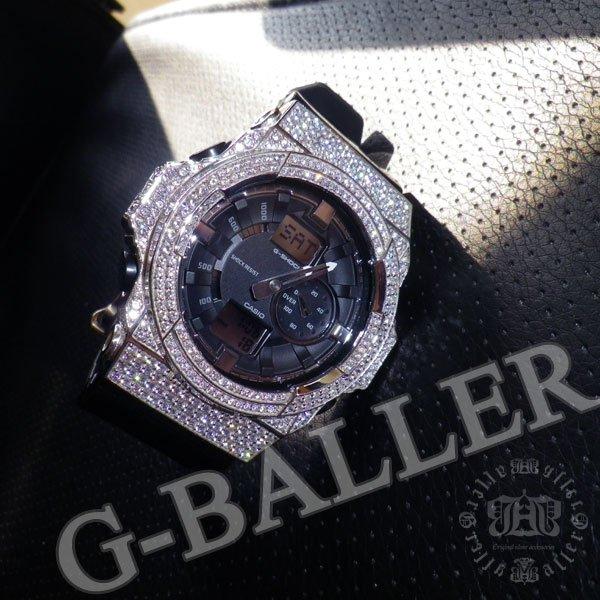 画像3: ウブロ仕様 GA150 ホワイト Diamond フルコンプリートモデル!