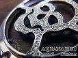 画像4: アクアノウティック アクアノウティック  スカル ベゼル マスク  ダイヤカスタム  (4)