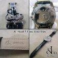 画像4: 【正規品】 ジェイコブ 腕時計 スカル JC-SKULL ファイブタイムゾーン 40mm (4)