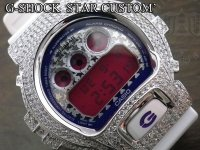 G-SHOCK カスタム  スター インデックス DW-6900SC-8
