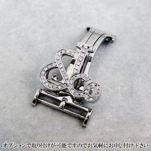 他の写真1: 5タイムゾーン 純正スカルダイヤモンド JC-SKULL10D 世界限定55本 JACOB時計