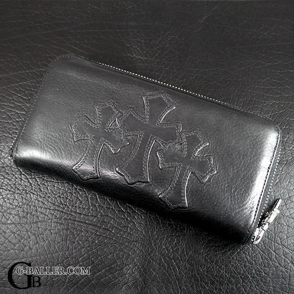 クロムハーツ財布 修理