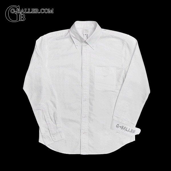 スワロシャツ カフスロゴ