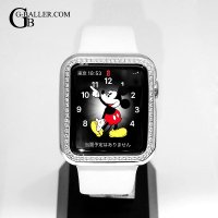 Apple Watch  カスタム ダイヤモンドケース シングル