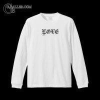 LOVE&HATE スワロTシャツ ロング