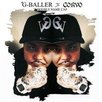 G-BALLER x CORVO ダブルネーム コラボ OTTOベースボールCAP