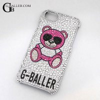 GB-Bear iphoneケースデコ