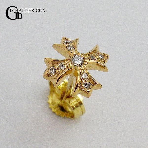 chプラスのダイヤモンドパヴェ