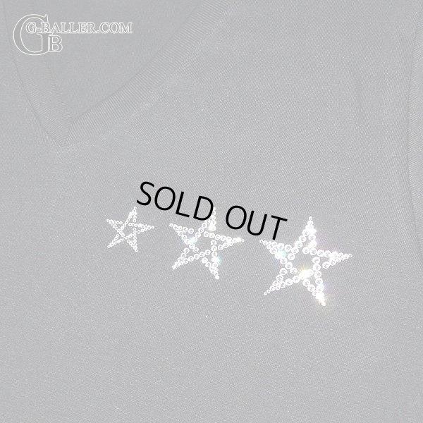 画像2: 3STAR Vネック スワロTシャツ Mサイズ 期間限定SALE!!