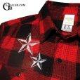 画像4: 4STAR チェックシャツ スワロ 人気のネルシャツ