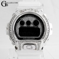 "カシオ Casio G-Shock Custom Diamond / ""DoubleLine DW-6900"""
