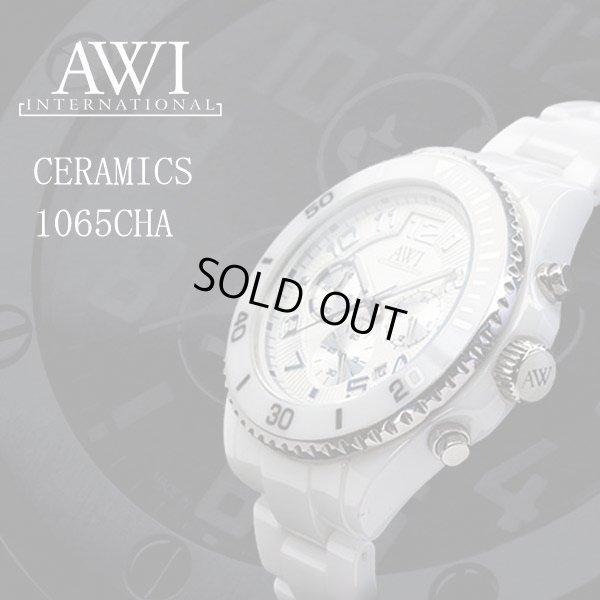 画像2: フランクミュラー 新ブランド AWI 腕時計 セラミック 1065CHA ホワイト
