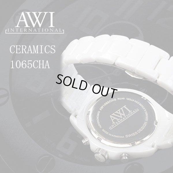 画像3: フランクミュラー 新ブランド AWI 腕時計 セラミック 1065CHA ホワイト