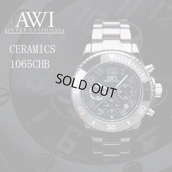 画像1: フランクミュラー 新ブランド AWI 腕時計 セラミック 1065CHB