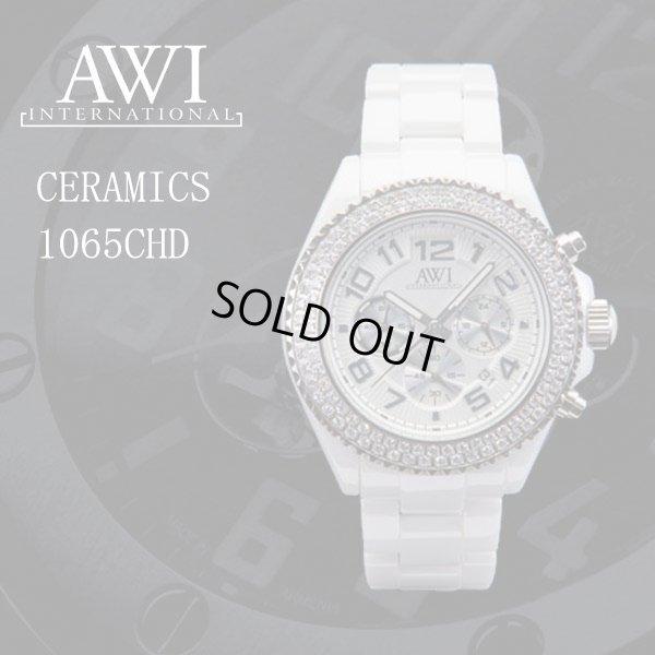 画像1: AWI 腕時計 ホワイトセラミック 1065CHD フランクミュラー 新ブランド