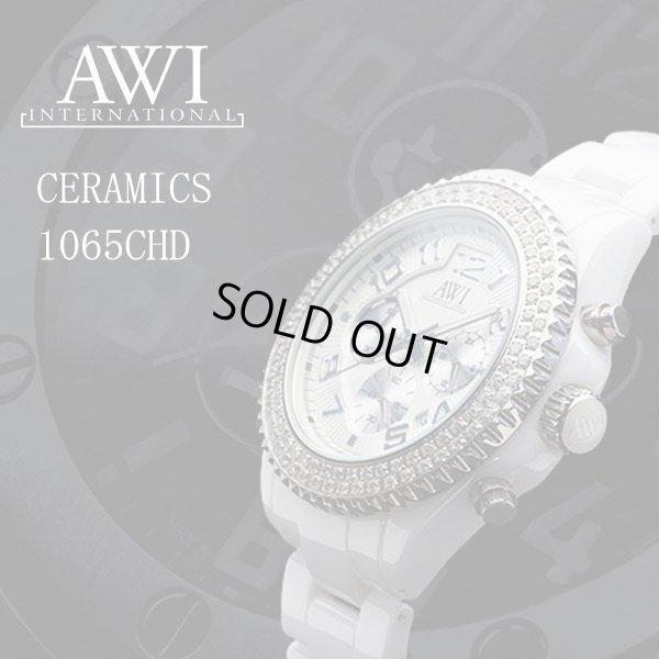 画像2: AWI 腕時計 ホワイトセラミック 1065CHD フランクミュラー 新ブランド