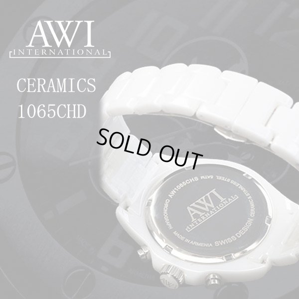 画像3: AWI 腕時計 ホワイトセラミック 1065CHD フランクミュラー 新ブランド