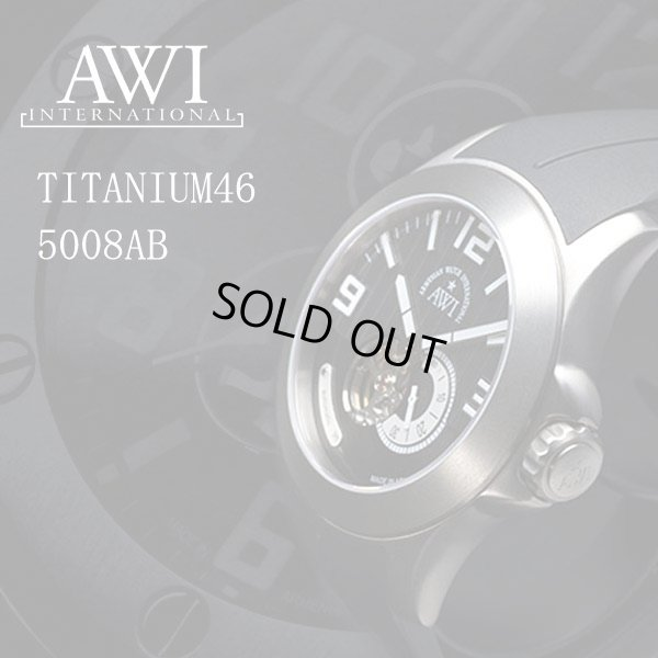 画像2: AWI 時計 チタニウム46 5008AB フランク・ミュラー 腕時計 新ブランド
