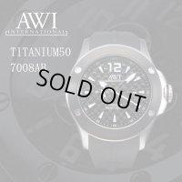 AWI インターナショナル 時計 チタニウム50 7008AB フランク・ミュラー 新ブランド