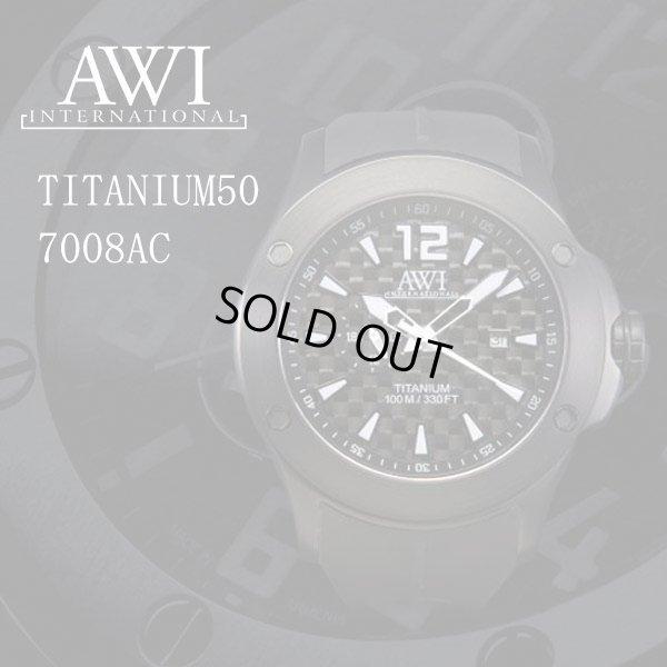 画像1: AWI インターナショナル 時計 チタニウム50 7008AC フランク・ミュラー 新ブランド
